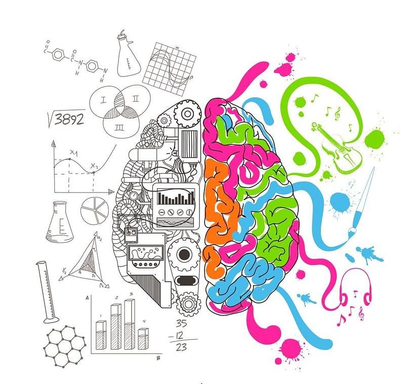 La différence entre esprit créatif et esprit concret, entre compétences douces et compétences dures, entre soft skils et hars skils