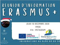 Réunion ERASMU+ CKB