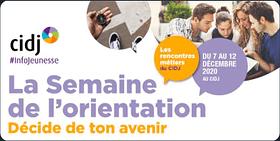 SEMAINE DE L'ORIENTATION