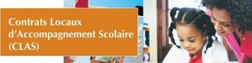 Les contrats locaux d'accompagnement à la scolarité (CLAS)