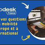 Eurodesk vous réponds !