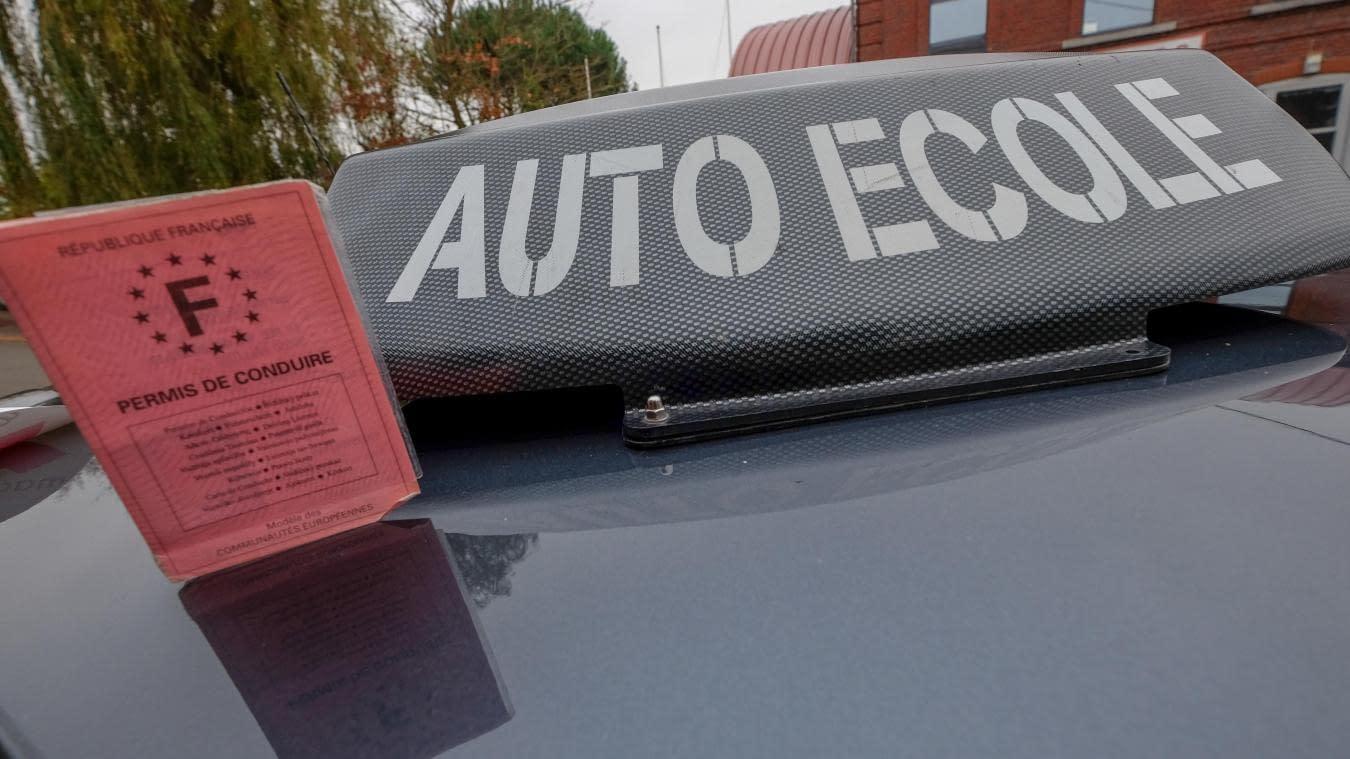 le permis de conduire -auto ecole sociale