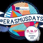 ErasmusDays 2020 – 15, 16 et 17 octobre
