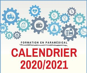 Infirmier, AS, AP, Ambulancier : le calendrier 2020 2021   CRIJ