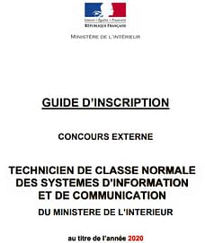 Guide inscription TechCN